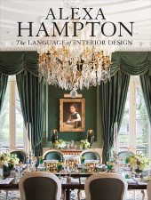 Alexa Hampton: The Language of Interior Design Cover