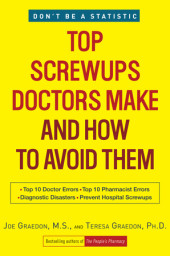 Top Screwups Doctors Make and How to Avoid Them Cover