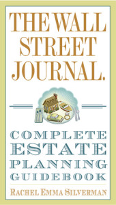 The Wall Street Journal Complete Estate-Planning Guidebook Cover