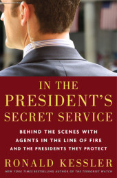 In the President's Secret Service Cover