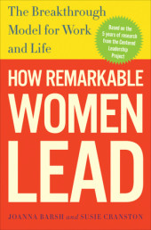 How Remarkable Women Lead Cover