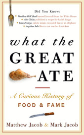 What the Great Ate Cover