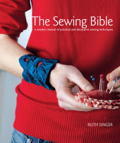 The Sewing Bible Cover