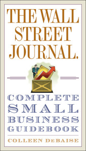 The Wall Street Journal. Complete Small Business Guidebook Cover