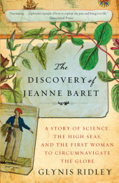 The Discovery of Jeanne Baret Cover
