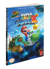 Super Mario Galaxy 2 Cover