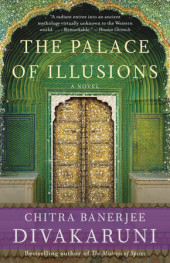 The Palace of Illusions Cover