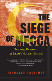 The Siege of Mecca Cover
