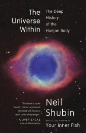 The Universe Within Cover
