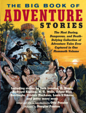 The Big Book of Adventure Stories Cover