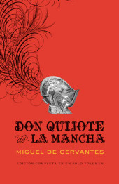 Don Quijote de la Mancha Cover