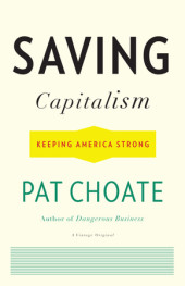 Saving Capitalism Cover