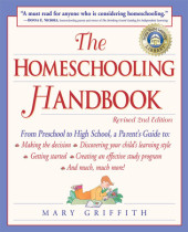 The Homeschooling Handbook Cover
