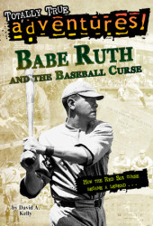 Babe Ruth and the Baseball Curse Cover