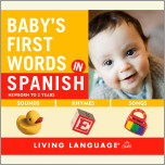 Baby's First Words in Spanish