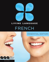 Living Language French, Essential Edition Cover
