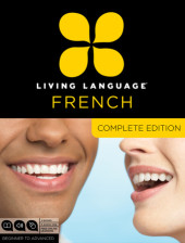 Living Language French, Complete Edition Cover