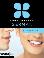 Living Language German, Essential Edition Cover