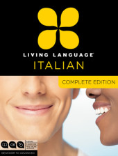 Living Language Italian, Complete Edition Cover