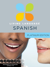Living Language Spanish, Platinum Edition Cover