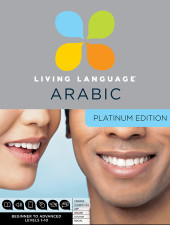Living Language Arabic, Platinum Edition Cover