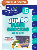 Fifth Grade Super Math Success (Sylvan Super Workbooks)