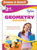 Third Grade Geometry Success (Sylvan Workbooks)