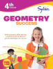 Fourth Grade Geometry Success (Sylvan Workbooks)