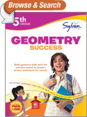 Fifth Grade Geometry Success (Sylvan Workbooks)