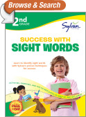 Second Grade Success with Sight Words (Sylvan Workbooks)