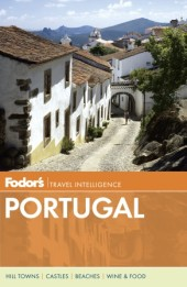 Fodor's Portugal Cover