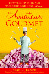 The Amateur Gourmet Cover