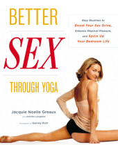 Better Sex Through Yoga Cover
