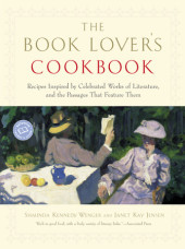 The Book Lover's Cookbook Cover