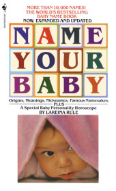 Name Your Baby Cover