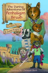 The Daring Adventures of Penhaligon Brush Cover