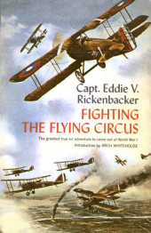 Fighting the Flying Circus Cover