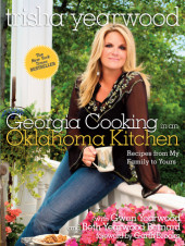 Georgia Cooking in an Oklahoma Kitchen Cover
