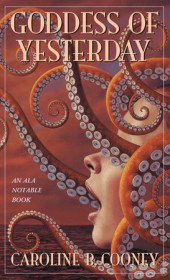 Goddess of Yesterday Cover