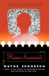 Human Amusements Cover
