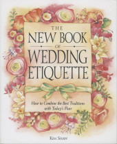 The New Book of Wedding Etiquette Cover