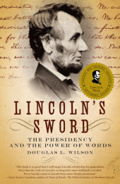 Lincoln's Sword Cover
