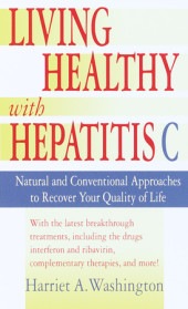 Living Healthy with Hepatitis C Cover