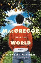 MacGregor Tells the World Cover
