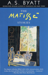 The Matisse Stories Cover