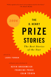 The O. Henry Prize Stories 2006 Cover
