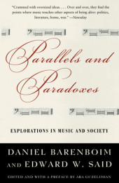 Parallels and Paradoxes Cover