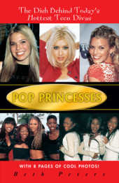 Pop Princesses Cover