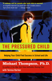 The Pressured Child Cover