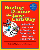 Saving Dinner the Low-Carb Way Cover